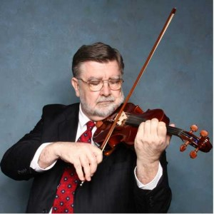 Howard Lee Harkness, Violinist and Teacher in Plano, TX